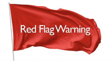 Red Flags in Publishing